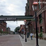 Toronto – Distillery District – St. James Kathedrale