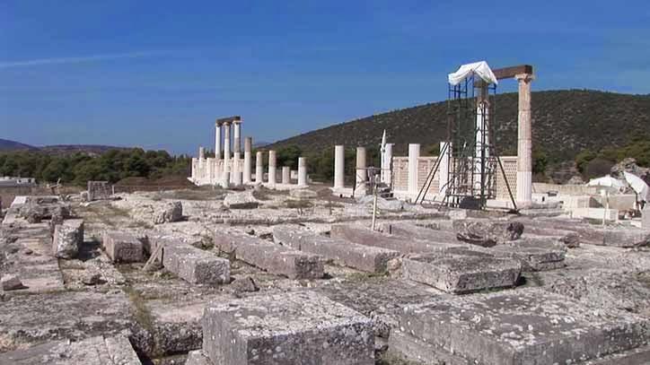 Heiligtum von Epidauros