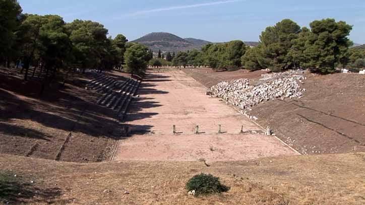 Epidauros Stadion