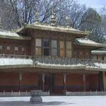 Norbulingka in Tibet - China