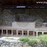 Roman bathtub Magdalensberg - Carinthia
