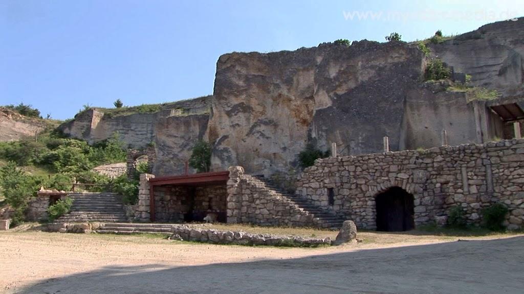 Roman Quarry St Margarethen