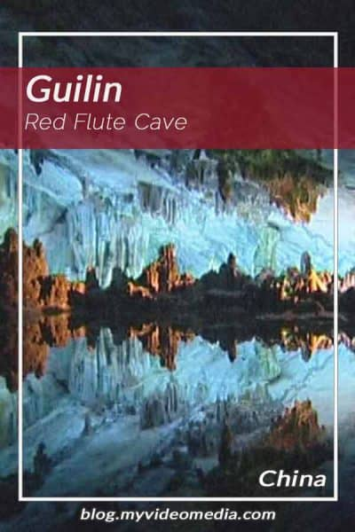 Red Flute Cave in Guilin