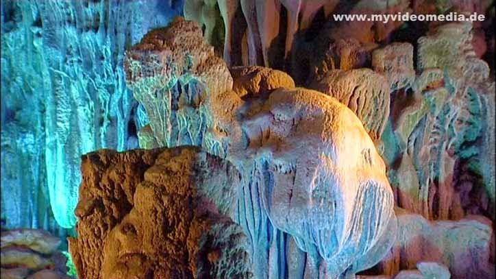 Reed Flute Cave - Guilin - China