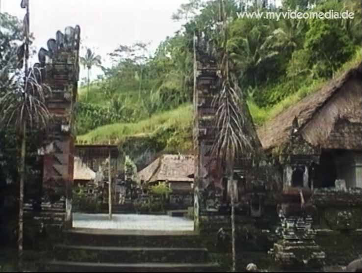 Inside Gunung Kawi - Bali