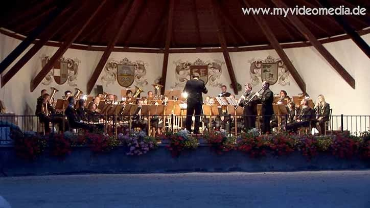 Die Salinenmusikkapelle Altaussee