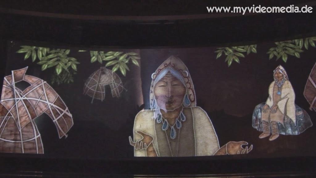 Multimedia Show Indian Reserve Odanak