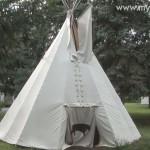 Indianerreservat Odanak – Kanada