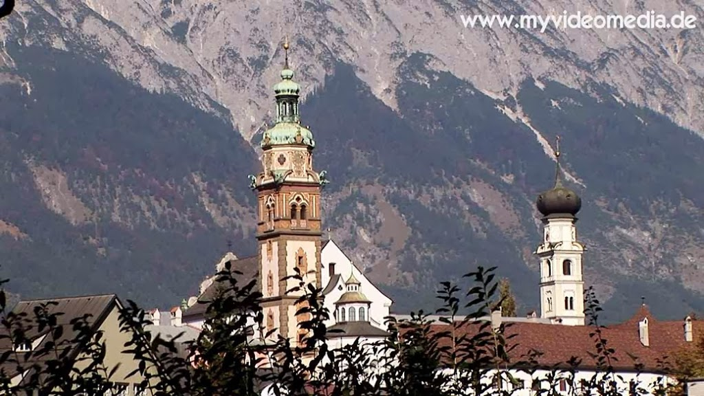 Hall in Tyrol - Austria