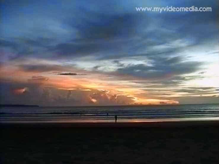Sonnenuntergang Kuta