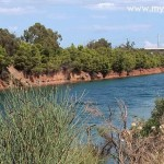 Canal of Potidea – Greece