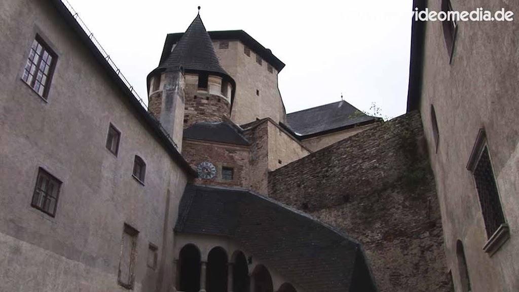 Lockenhaus Castle - Austria