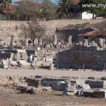 Im antiken Korinth