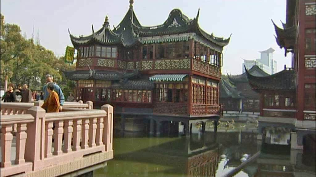 Huxinting Tea house Shanghai