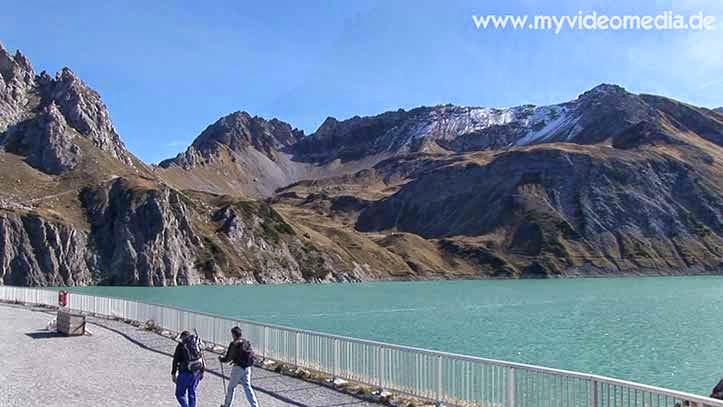 Luener Lake - Vorarlberg - Austria