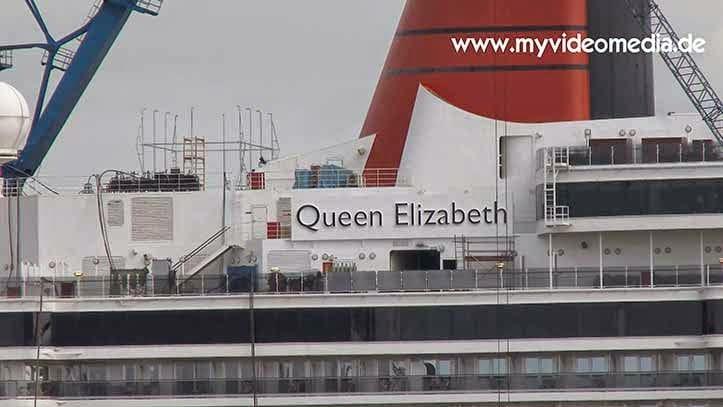 Kreuzfahrtschiff Queen Elizabeth