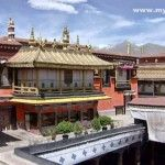 Jokhang Temple in Lhasa – Tibet