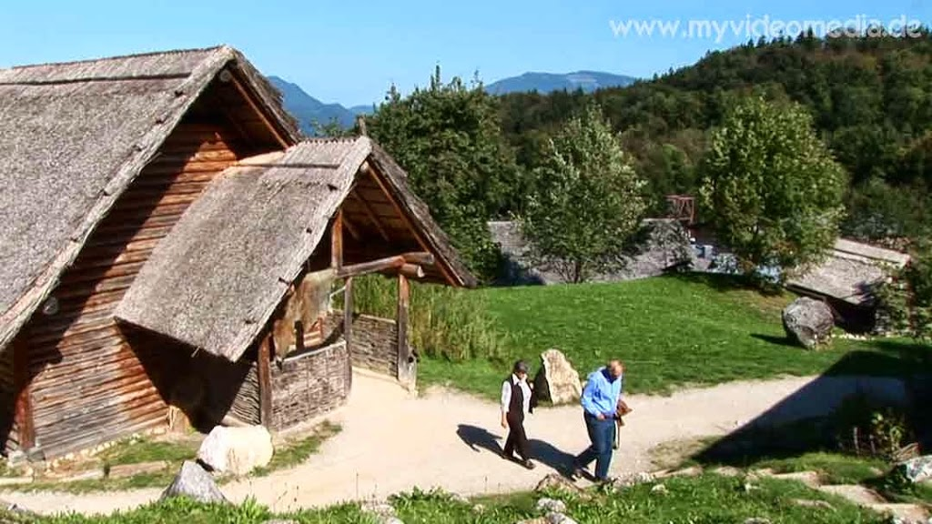 Celtic Village in Hallein - Bad Dürrnberg