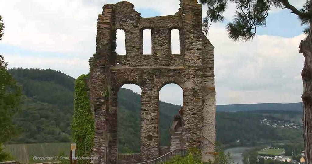 Grevenburg Traben-Trarbach - Moselle