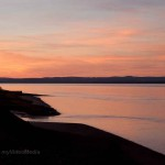 Sunset Bay of Fundy