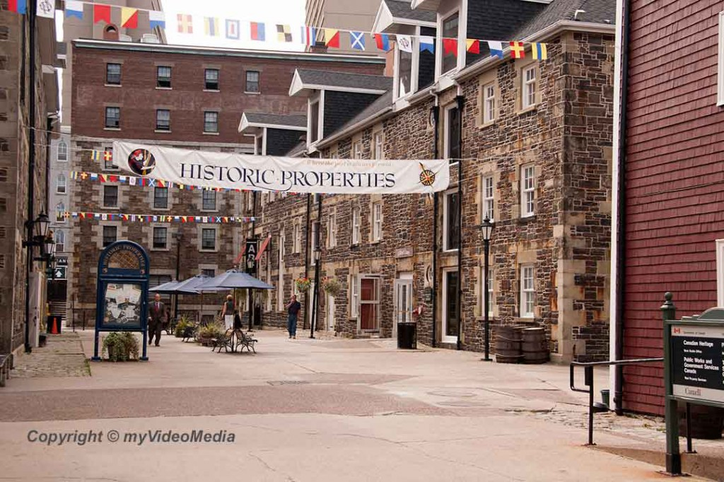 Historic Properties Halifax