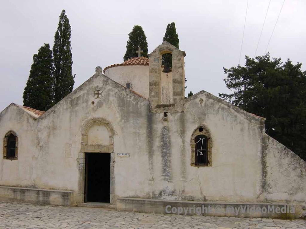 Panagia i Kera -Crete