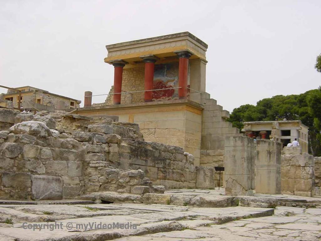 Kreta - Teil 1 Knossos