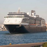 MS Westerdam leaving Piraeus