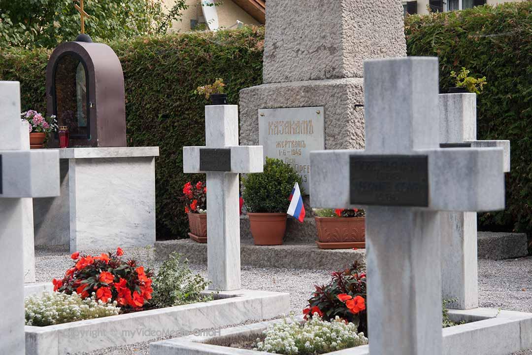 Cossack cemetery