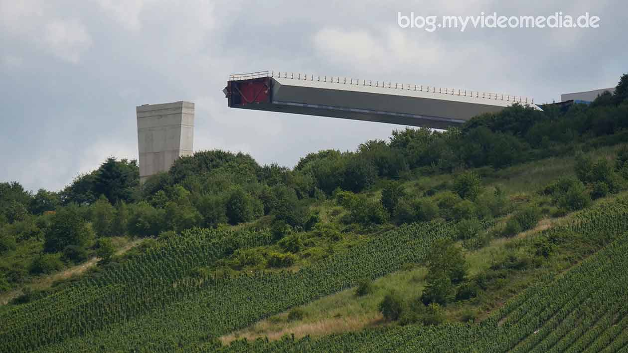 High Mosel bridge