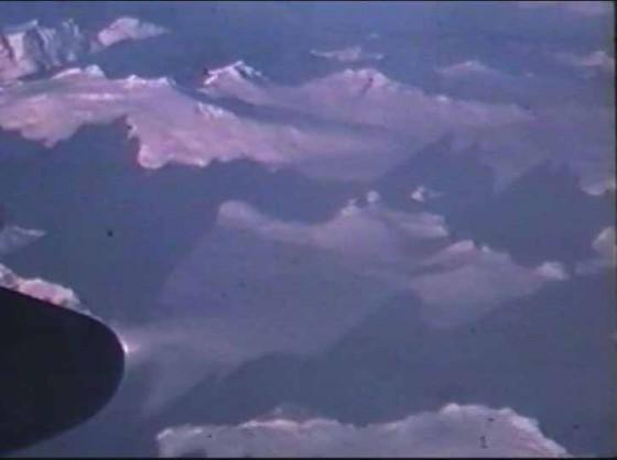 Flight over Greenland 2