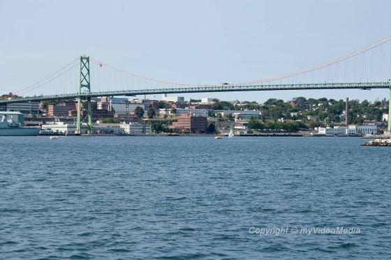 Brücke Halifax Dartmouth