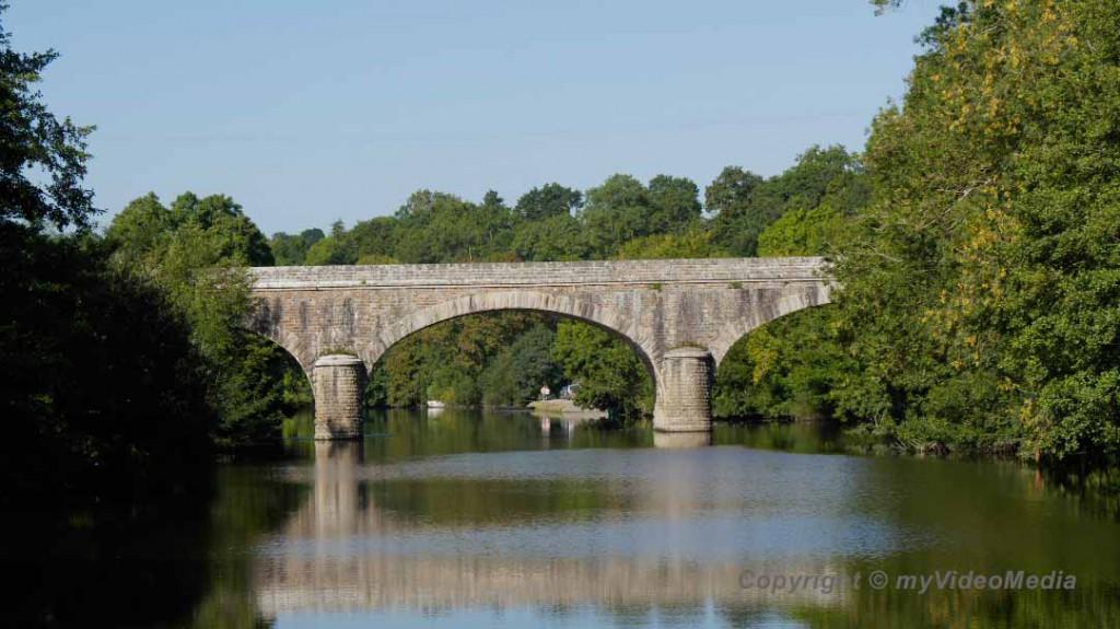 Brücke über die Sevre