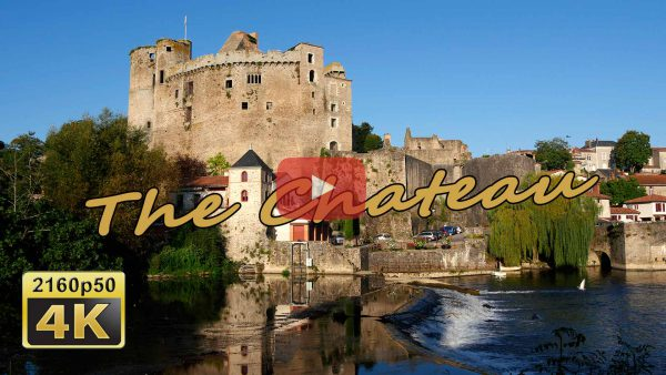 Video Chateau de Clisson