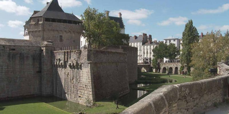 Nantes Chateau des Ducs de Bretagne