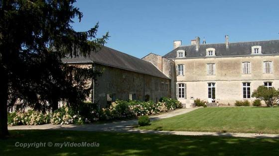 Chateau du Côing