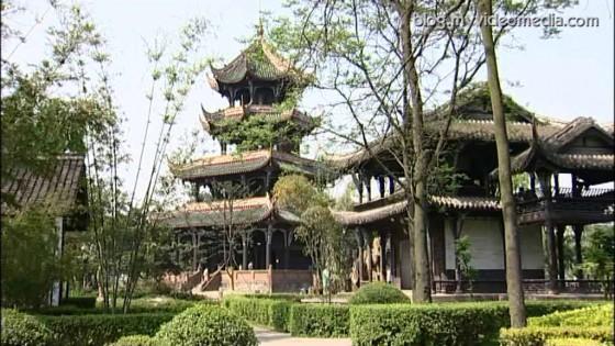 Wangjiang Tower Park