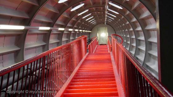 Staircase Atomium