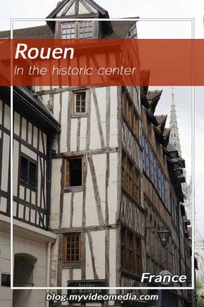 Historic center of Rouen
