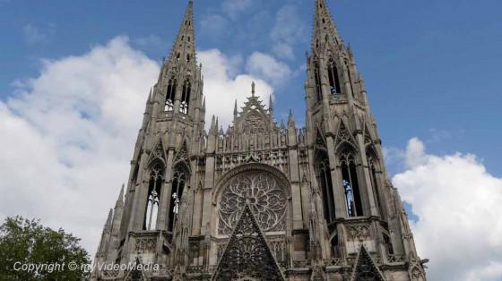 Abbey Church St Ouen Rouen