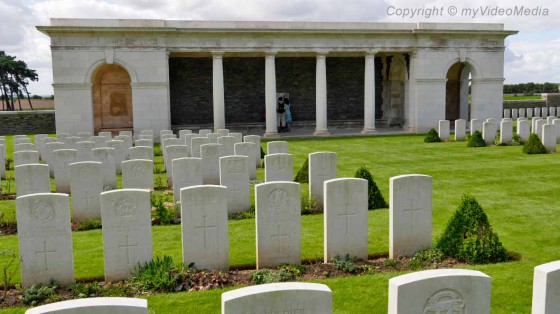 Kanadischer Friedhof No. 2