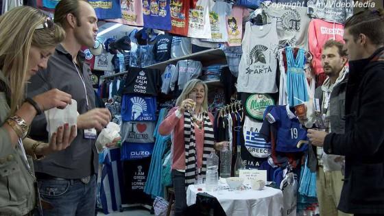 Pandrossou Street Market 35