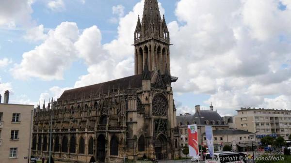 Caen Eglise St. Pierre