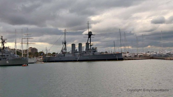 armored cruiser Georgios Averof