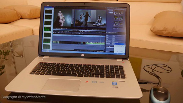 notebook HP Envy 17-J145ng