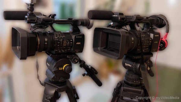4k Videokameras