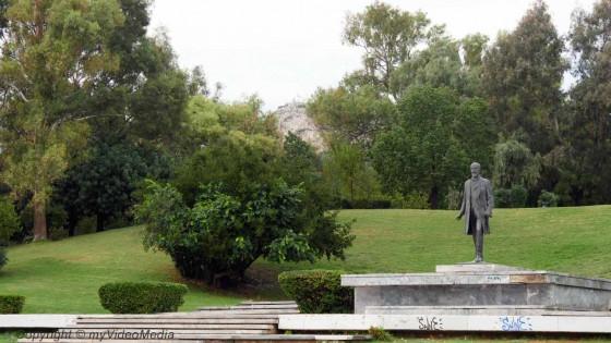 Walk through Athens 1040906