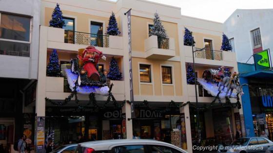 Christmas Decoration Athens