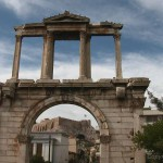 Walk through Athens