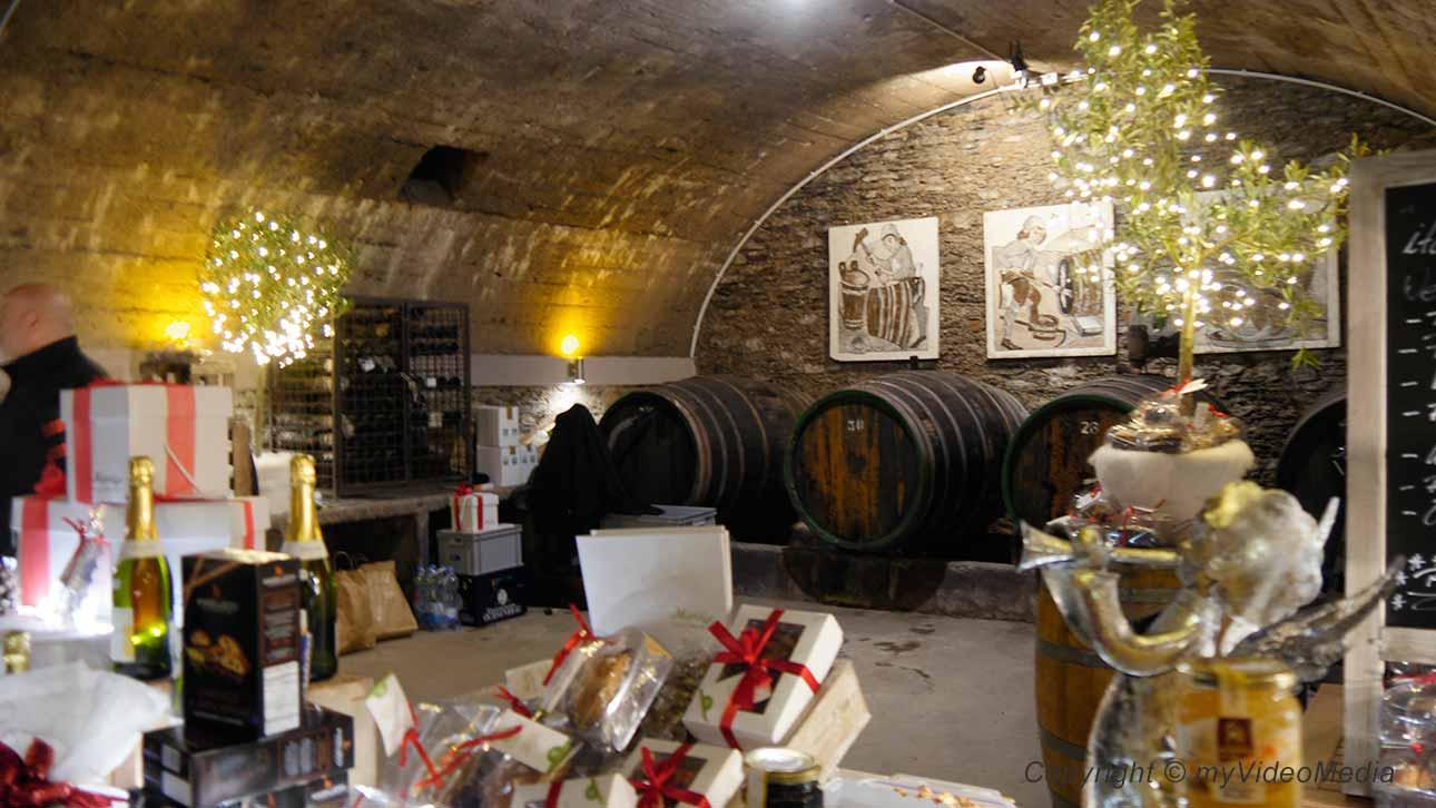Underground Christmas Market